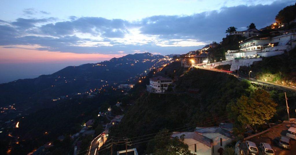 mussoorie - top 10 hills station of India