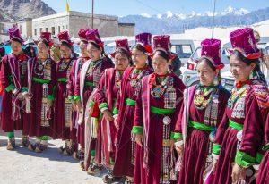 ladakh people