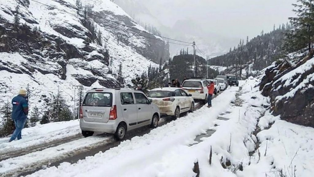MANALI -top 10 hills station of India