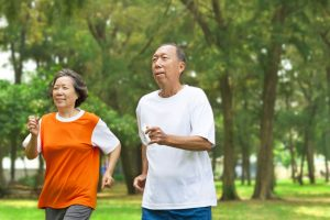 Build a Routine for Jogging