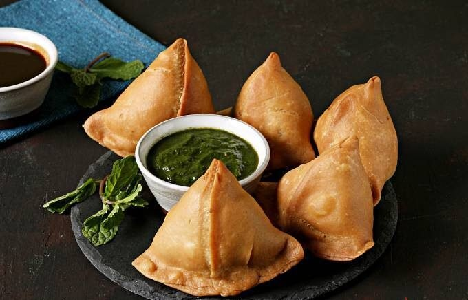 Samosa- Top 5 Indian Dishes